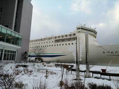 2019年冬休み、満点の星空を探して北海道をのんびり列車旅(7-8日目)