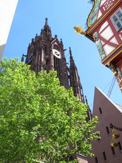 心の安らぎ旅行(2019年春 Frankfurt フランクフルトPart3 Dom 大聖堂♪)