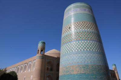 シルクロードにおける宗教や歴史文化の伝播について興味津々なのでウズベキスタン来てみた(砂漠の宝石ヒヴァ前編)3