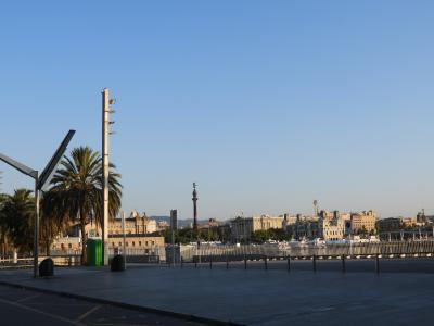 バルセロナの観光はランブラス通りだけ、ひったくり対策と日曜に休みが多い店があるから