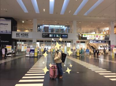 神戸空港と神戸IKEA