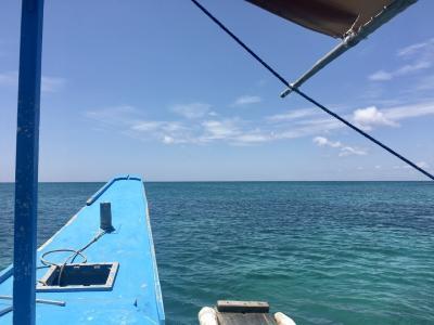 まだお世話になります。ボラカイ島。四日目
