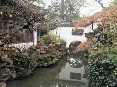 南中欧等5カ国旅行7日目昼(上海観光)