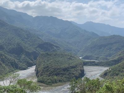 多納村と蛇頭山