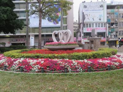 台湾 「行った所・見た所」 台中の台中公園を散策しました