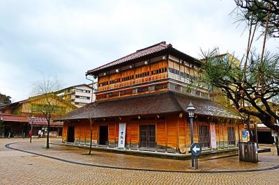 加賀温泉郷・山代温泉は静かだった