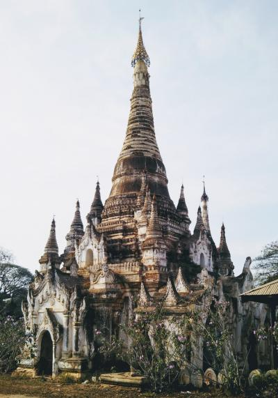 モンユワへもバガンから日帰りで行っちゃった。~自己最長二十七泊、ミャンマーの旅~
