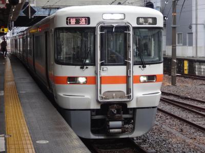 JR東海フリーきっぷのモトを取るのだ。飯田線からの「身延線&御殿場線」乗りつぶし(その2)