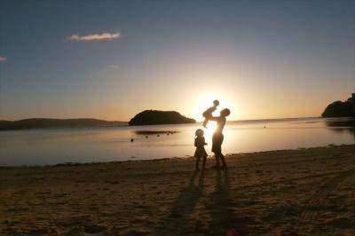 9回目のグアム旅行 2歳と5歳子連れ オンワードビーチリゾート