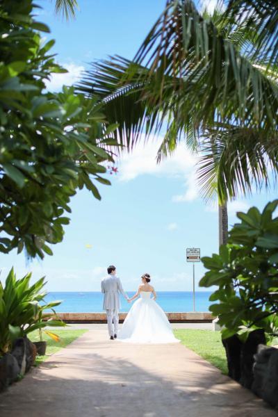 ハワイ挙式&新婚旅行③
