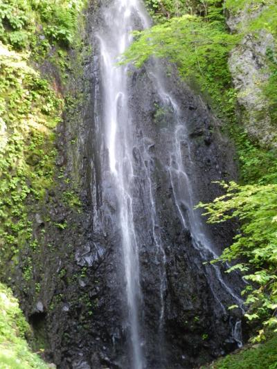 湯の川大滝&善根の不動滝~帰路◆2017年GW/新潟の旅《その7・最終章》