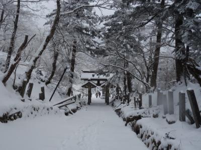 2020 奈良県 父子2人旅~ 山上ヶ岳(1,719m) ~ 雪山登山編 ~ 修験道の聖地にて修行登山 ~たいへんでした