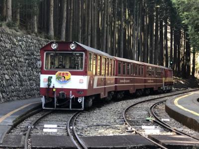 大井川鐡道アプトライン