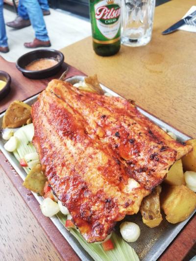 美食の国ペルー
