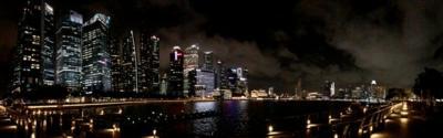 2020 年明け シンガポール 2