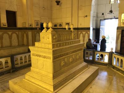 カイロ ムスタファカーメル霊廟