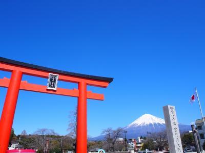 富士山を周り箱根を巡る旅 【2日目/最終日】