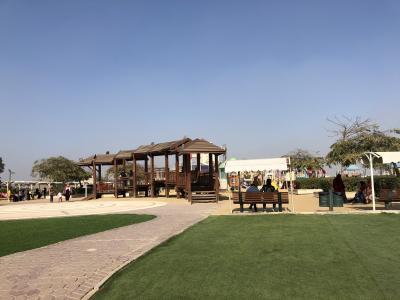 カイロ アズハル公園