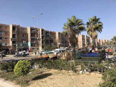 エジプト 10月6日市