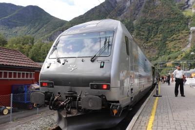 ノルウェー鉄道の旅フロム鉄道とベルゲン鉄道乗車