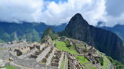新型コロナウイルスによるイベント等自粛が広がる中、ペルー&ボリビアへ 2.世界遺産マチュピチュ観光