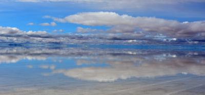 蒼き氷河のパタゴニアと雨季のウユニ塩湖  10日目 ウユニ塩湖3日目 編