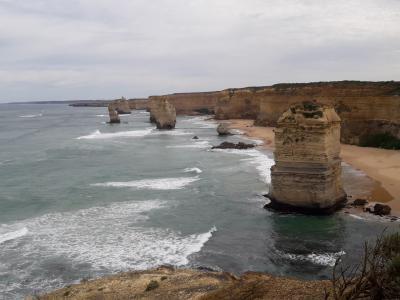 2020年オーストラリアF1のはずが、ミスチルの聖地Great Ocean Roadへ