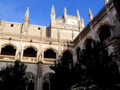 2019.12今年の年越しもスペインアンダルシア旅行23-カンブロン門,San Juan de los Reyes修道院