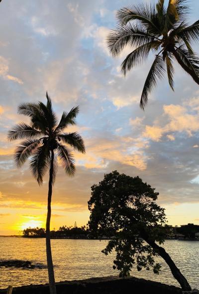 ハワイ島でのんびりゆったり旅