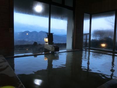 冬の伊香保温泉2020