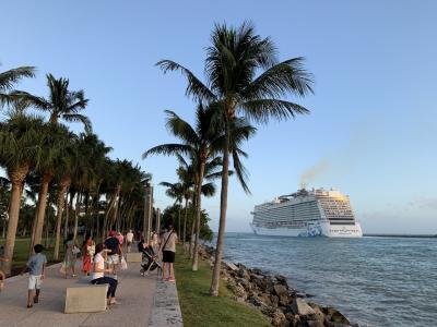 有休1日半でハイチ(4)ハイチから乗継マイアミでプチ観光して帰国編