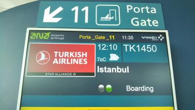 ヨーロッパ還暦の旅 その2(トルコ・イスタンブール)