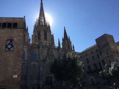 スペイン、パリ旅行記7日目(バルセロナ)