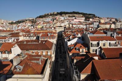 リスボン・バイシャ地区フリータイムーポルトガル8