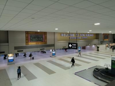 コロナウイルス流行 東南アジアの主要空港の様子 クアラルンプール・スカルノハッタ・ドンムアン・プノンペン