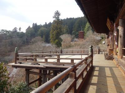 大阪堺・新世界周辺と、奈良・飛鳥周辺をぶらり旅(飛鳥周辺編)