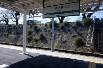 常磐線と弘道館・水戸城