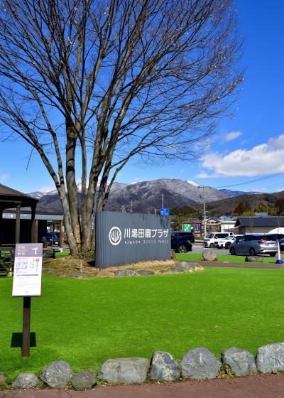 雪が積もらなかったので、群馬県沼田市にある川場村へ野菜を買いにドライブ