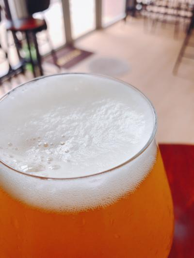 クラフトビール好きにはオススメの穴蔵@pink blossoms brewing