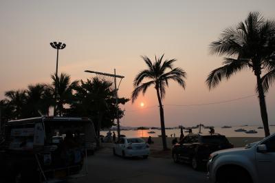 Pattayaのネオンが消える迄の日々3月/2020