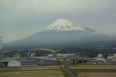 富士滞在 3月