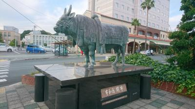 闘牛の街を歩く。おいしいものを発見PART1。