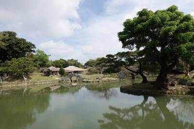 路線バスでめぐる沖縄世界遺産(4)識名園