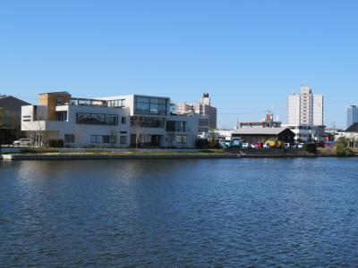 名古屋の中川運河に新たな新名所・バーミキュラ ビレッジが登場