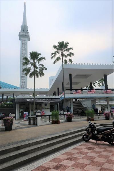 マレーシア国立モスク旅行記