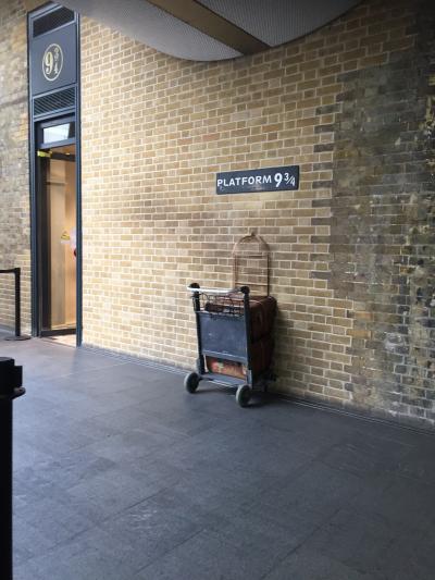 ハリーポッターに逢いたくて
