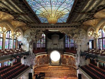 2019年10月トラブル続きの秋のヨーロッパ五か国一人旅 8.充実の市内散策をしたバルセロナの1日