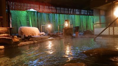 福井県の旅館「つるや」で旬の越前ズワイ蟹・海鮮料理、越前あわら温泉を堪能、贅沢な週末(*´∀`A
