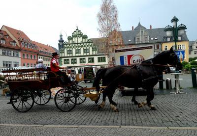 2018 三たびで最後のシニア三人旅 ☆世界遺産の都ワイマール 軽やかに街歩きを