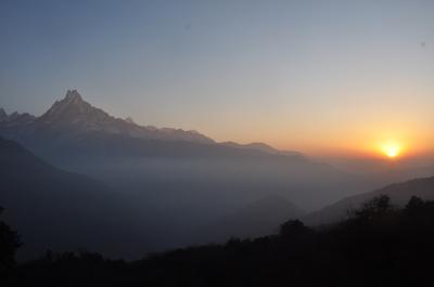 ネパール初めてのトレッキングNO2(ゴレパニからタダパニまで)